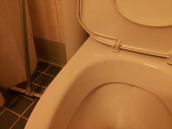 Hotelli Lamminpaa: Toilet seat