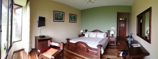 Hotel Trapp Family: suite montagne