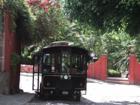Tranvía Turístico