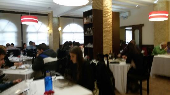 Restaurante El Buey: Schönes Lokal