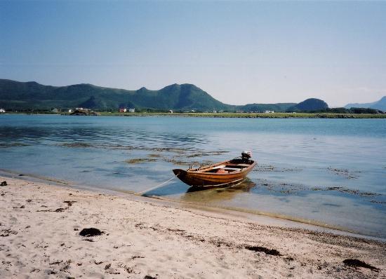 Skagakaia: Free use of rowing boats