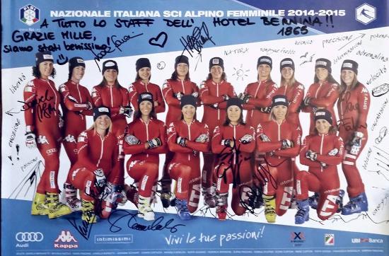 Hotel Bernina 1865 : Coppa del Mondo 2015
