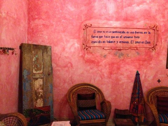 Casa Axis Mundi : A place to relax and catch up on the wifi