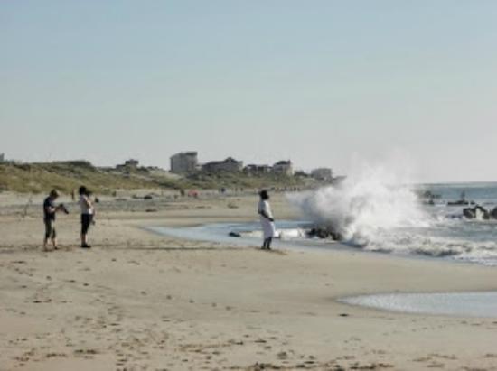 Camping Les Lacs : Plage de Soulac