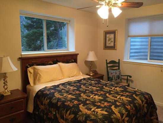 Bridal Veil Bed and Breakfast : The room I stayed