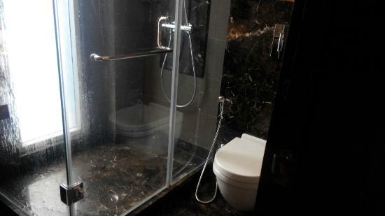 Jasmine Boutique Hotel: the washroom