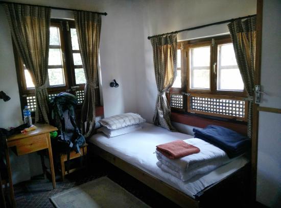 Krishna's House: Single Bedroom