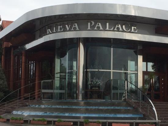 Marieva Palace SA. : Rte. Para comidas de todo tipo