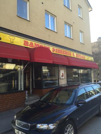 Bamses Pizzeria och Kebab