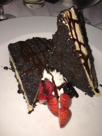 The Terrace Grille : Oreo Cake