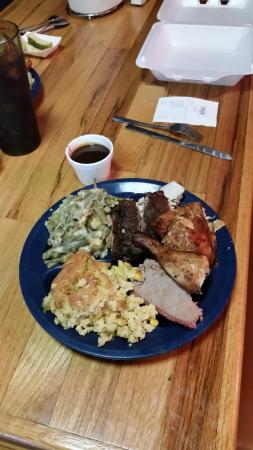 Pok-e-Joe's Smokehouse: A great Texas BBQ lunch