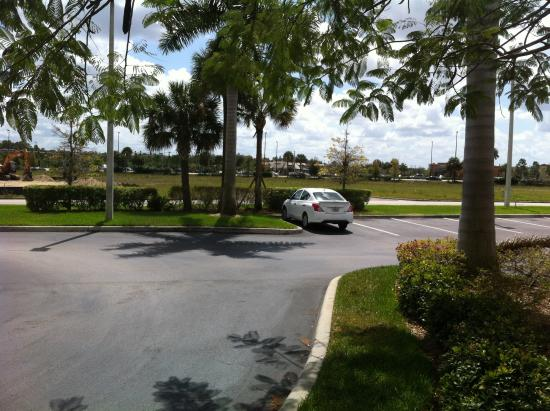Hilton Garden Inn Fort Myers Airport / FGCU : From hotel over to scratch kitchen