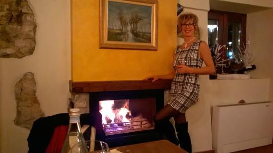 El licinsi Ca' Lenga : fuoco