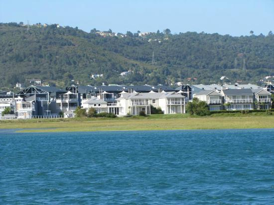 Knysna, Sydafrika: On the cruise