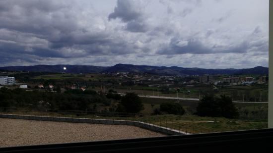 Hotel Ibis Braganca : Vista do hotel