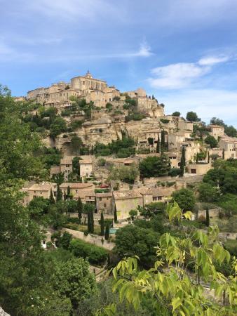 Village de gordes picture of hotel les bories spa for Hotels gordes