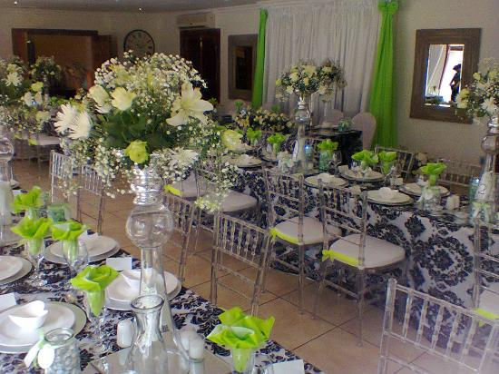 AfricaSky Guest House: Family wedding