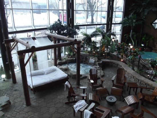 spa nordique int rieur photo de hotel universel quebec qu bec ville tripadvisor. Black Bedroom Furniture Sets. Home Design Ideas
