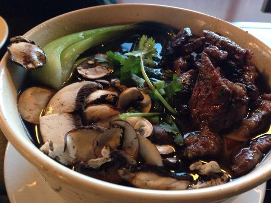Double Black Noodle Bar: Kamikaze Noodle Bowl��