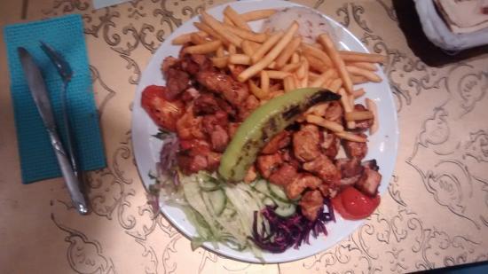 Ottoman Tapas en Grill