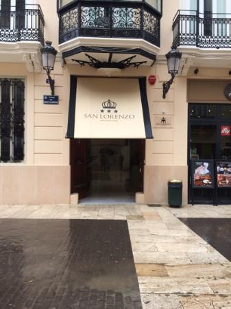 Hotel Picture Of San Lorenzo Hotel Boutique Valencia Tripadvisor