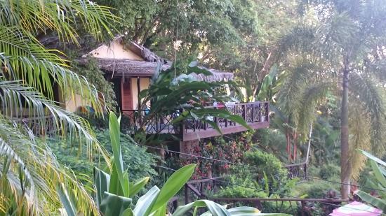 Las Terrazas de Ballena: our bungalow