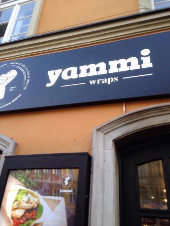Yammi Wraps