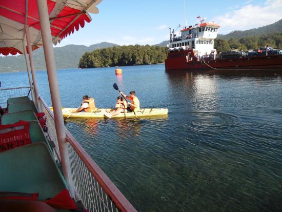 Lago Pirehueico