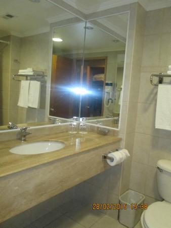 Diego de Almagro Valdivia Hotel: Funcional, bonito