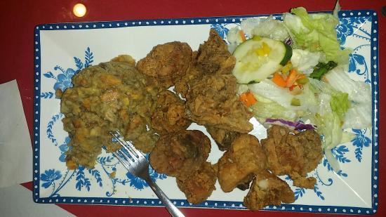D'Mangu Dominican Restaurant: Great food & people