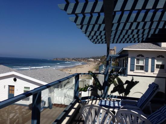 Crystal Pier Hotel & Cottages: View
