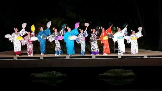 Smith Family Garden Luau: Beautiful Performances