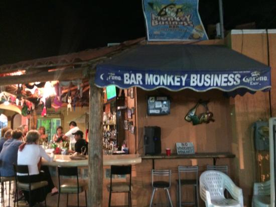 Monkey Business Bar, Cabo San Lucas - Picture of Monkey's Cave Bar