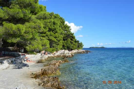 Hotel Villa Julija  Kralja: plaża ogólnodostepna