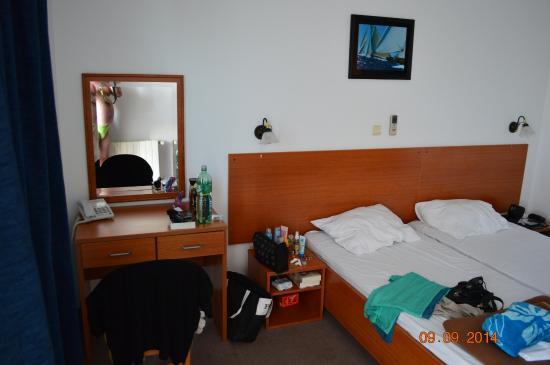 Hotel Villa Julija  Kralja : pokój