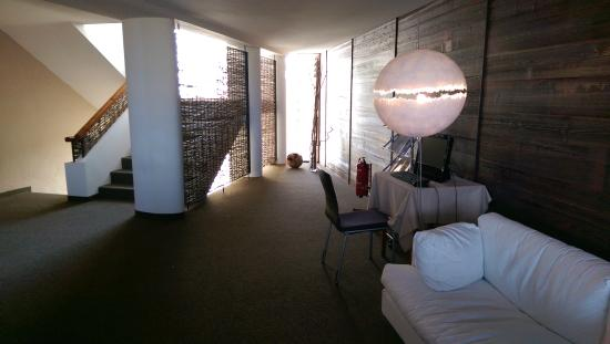Hotel Kaufmann: Flur / Treppenhaus im 1. OG