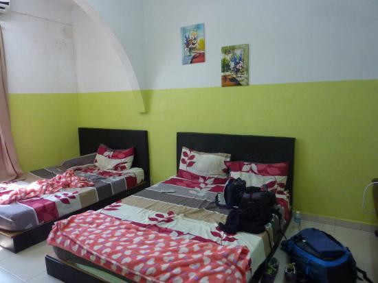 Thank q inn kota bharu malaysia review hotel for J bathroom kota bharu