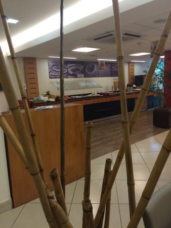 Ibis BH Savassi: Buffet de café da manhã