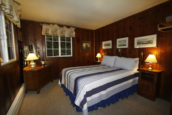 Fern Grove Cottages: One bedroom -bedroom