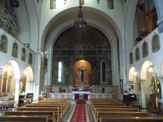 The Holy Saviour Italian Church