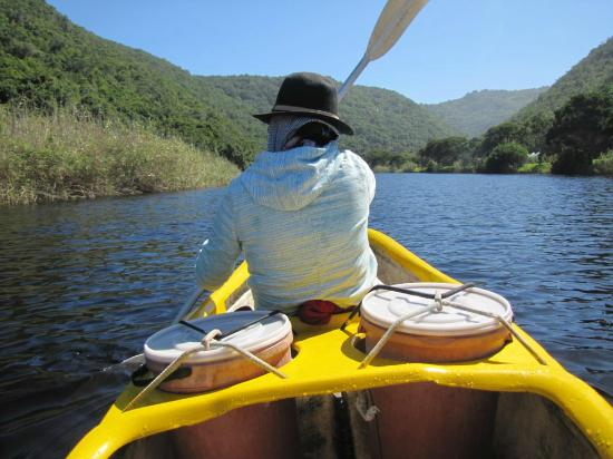 Wilderness, Südafrika: Canoeing the Touwsriver