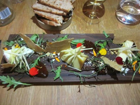 Bistro Gentil: Cheeses