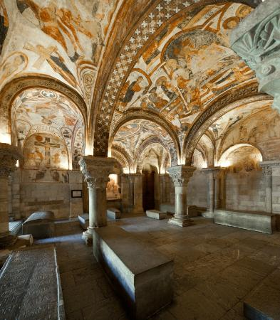 Museo Panteon San Isidoro de Leon (Spanien) - omdömen