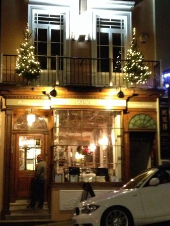 The Town House: Christmas decs