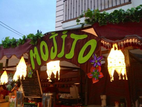 Guaro, Spanje: Festival Luna Mora - Popup Bar