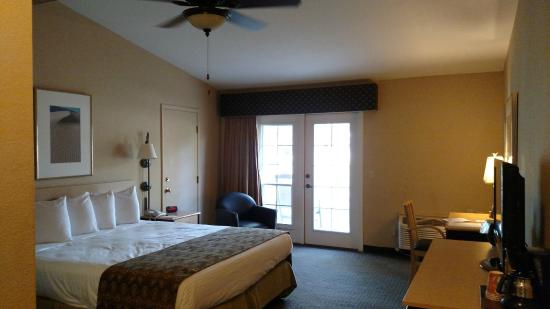 Deluxe Room Big Room Lots Of Space Picture Of The