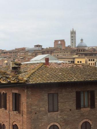 Locanda di San Martino Siena Residenza d'Epoca: Vista dalla camera