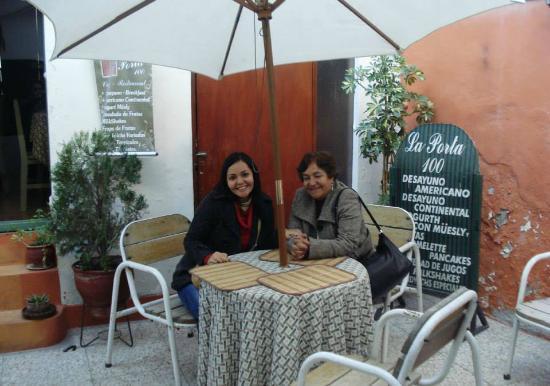 Hostal Nunez: Comedor del Hostal