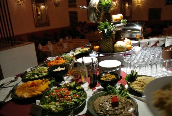 Las Brisas Huatulco: Kasbah restaurant