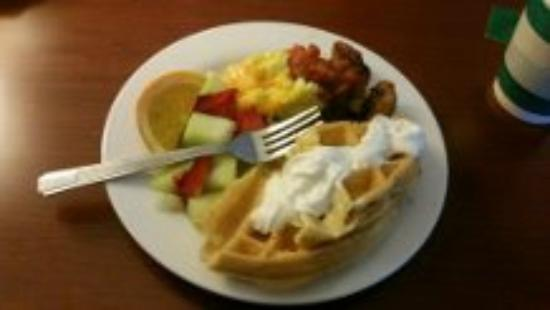 Homewood Suites Gainesville: Breakfast